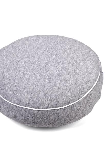 Decoratie kussen Star Grey Melange