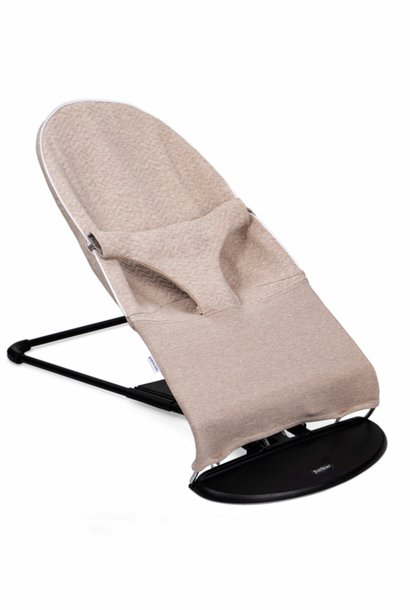 Protective cover for the BabyBjörn bouncer Chevron Light Camel