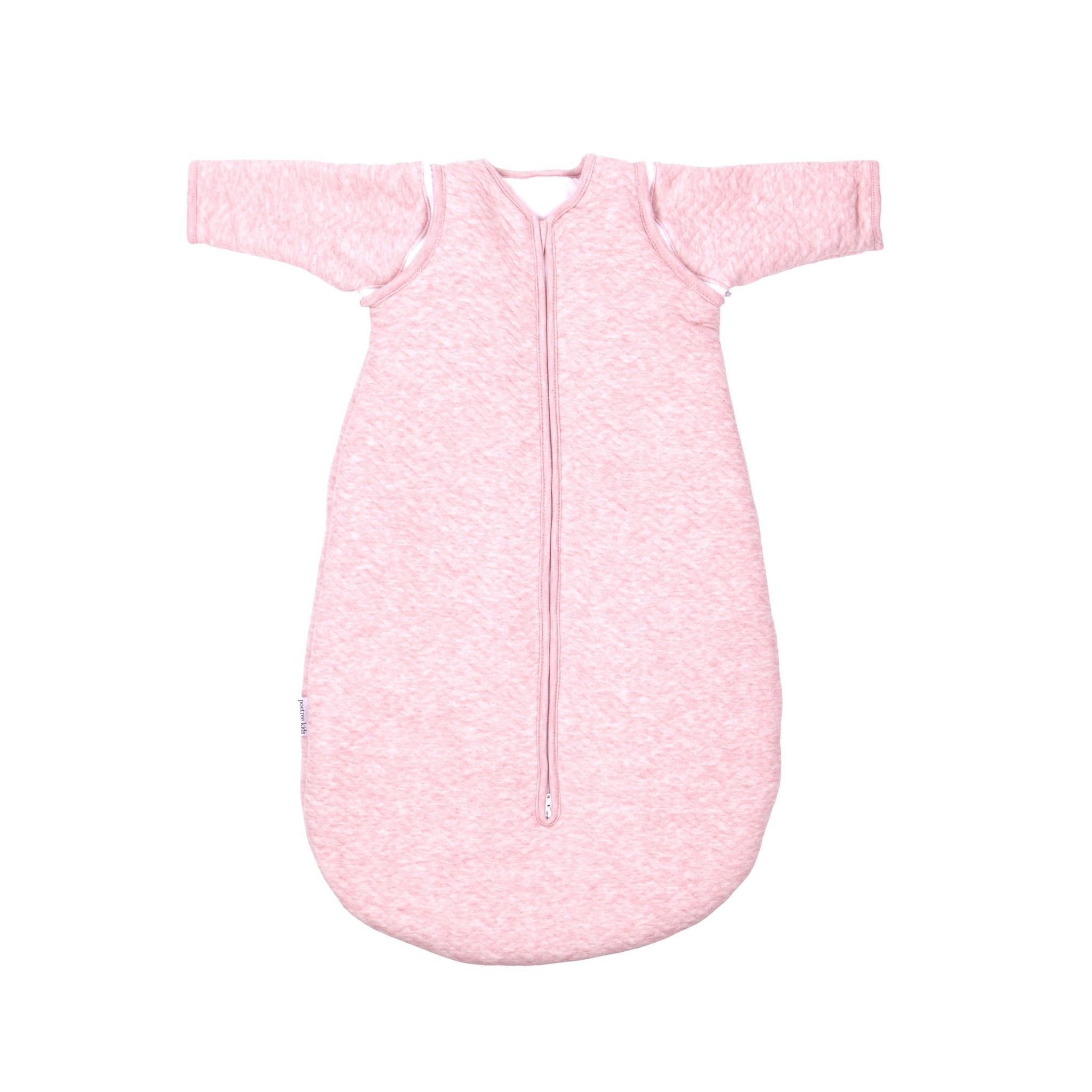 Jersey sleeping bag 70cm with detachable sleeves-1