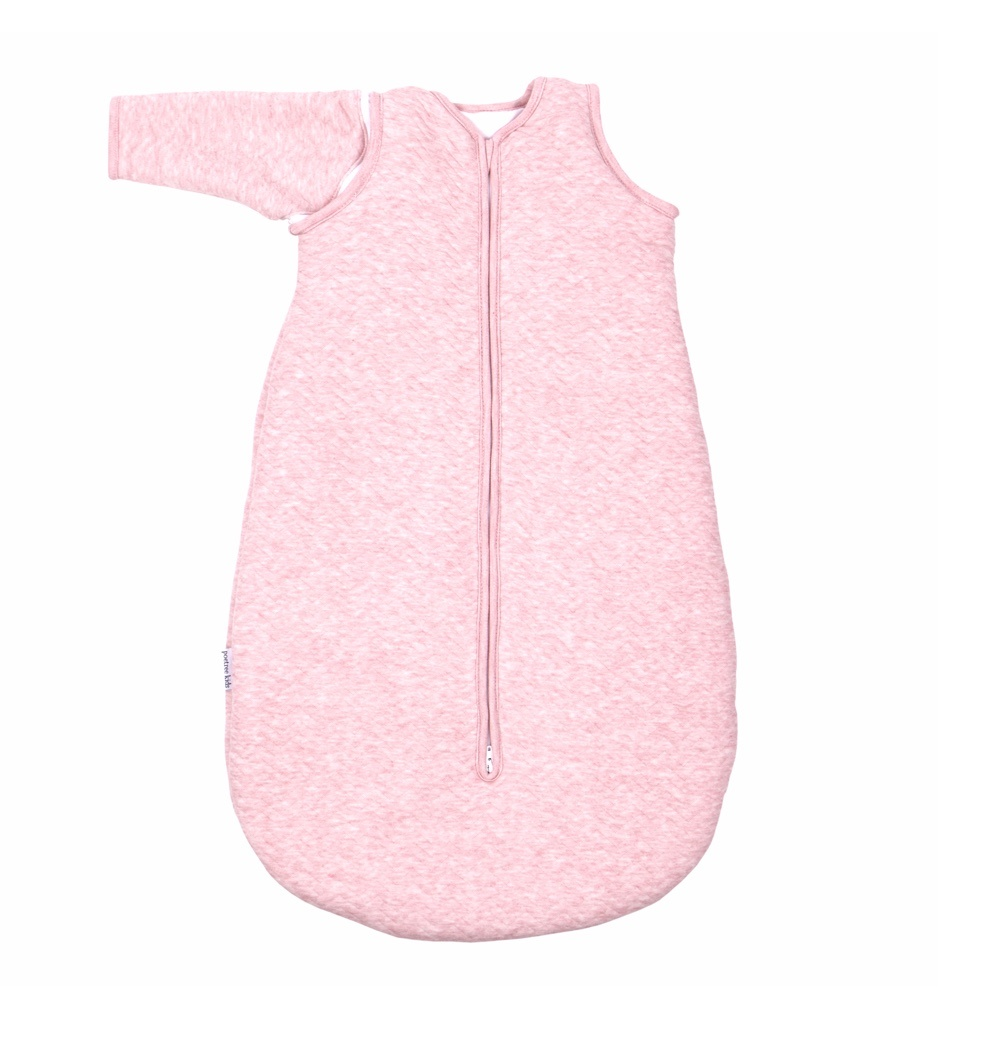 Jersey sleeping bag 70cm with detachable sleeves-4