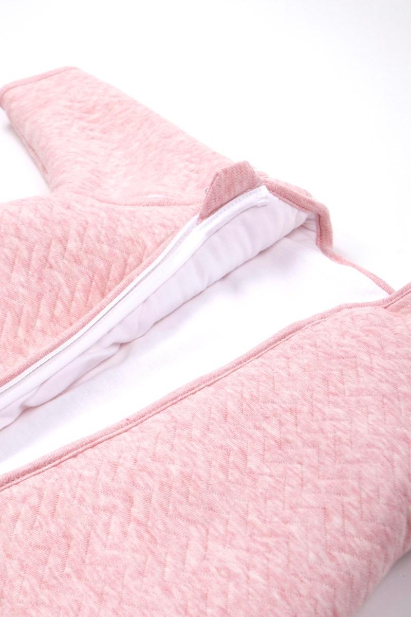 Jersey slaapzak 70cm met afritsbare mouwen-3