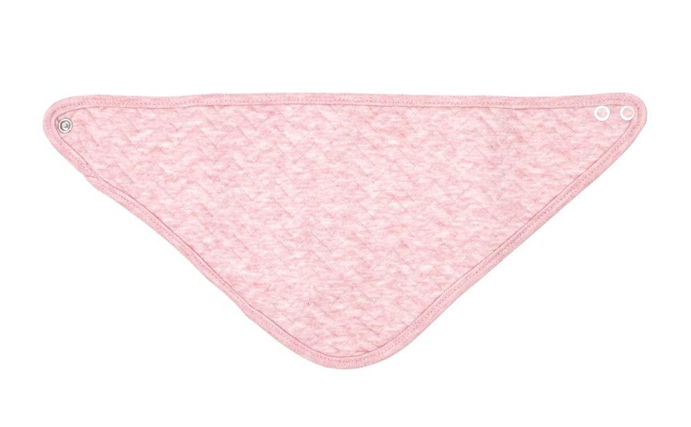 Bandana Chevron Pink Melange-2