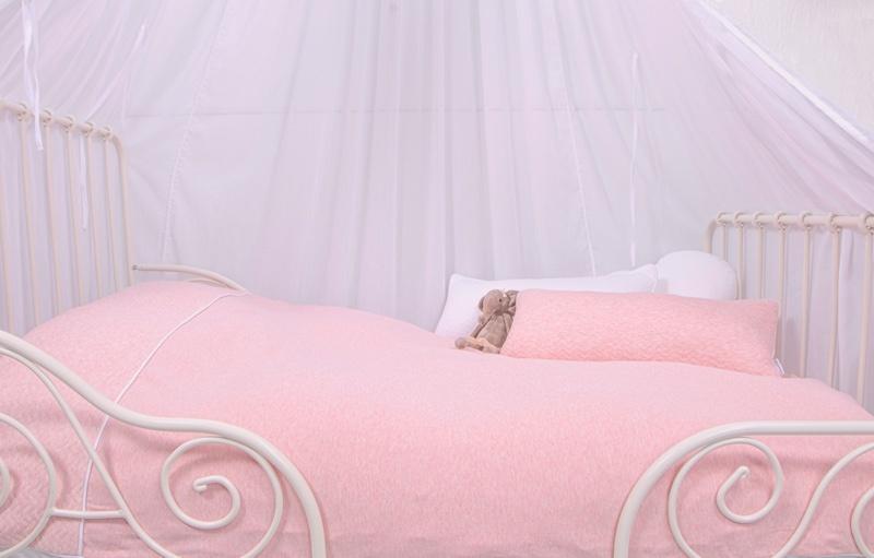 Decoratie kussen Chevron Pink Melange-3