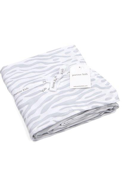 Swaddle doek Zebra print