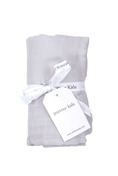 Swaddle doek Light Grey