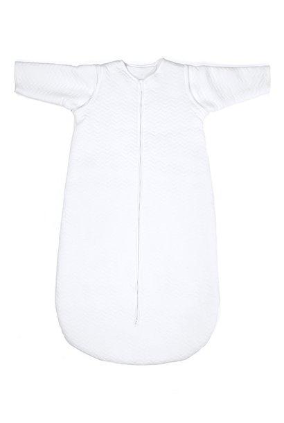 Sleeping bag 70cm Chevron White