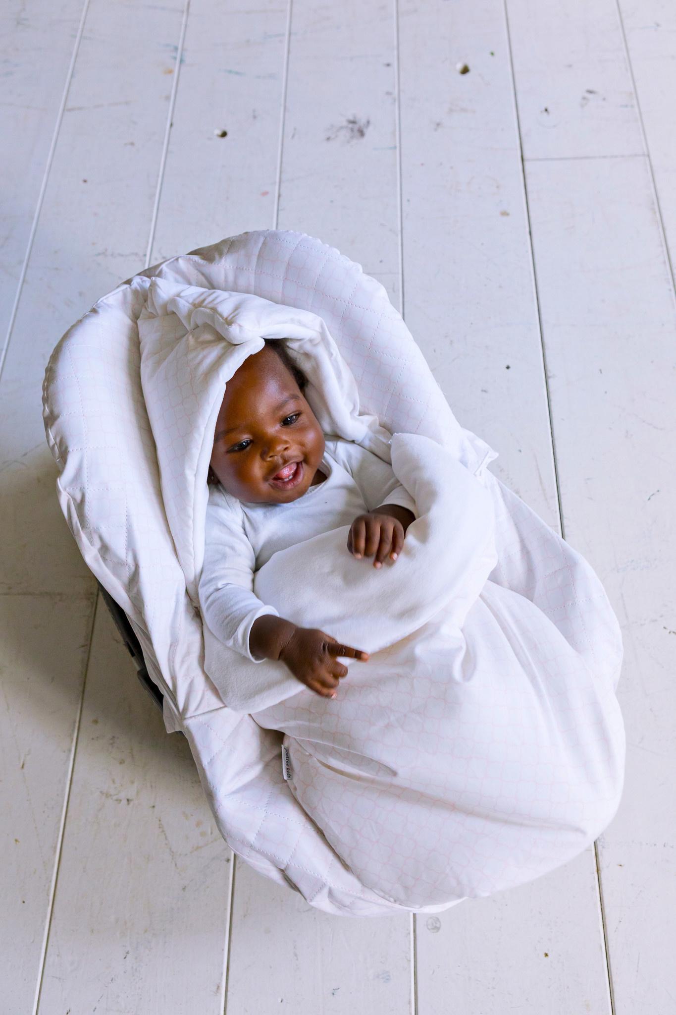Baby footmuff Valencia-7