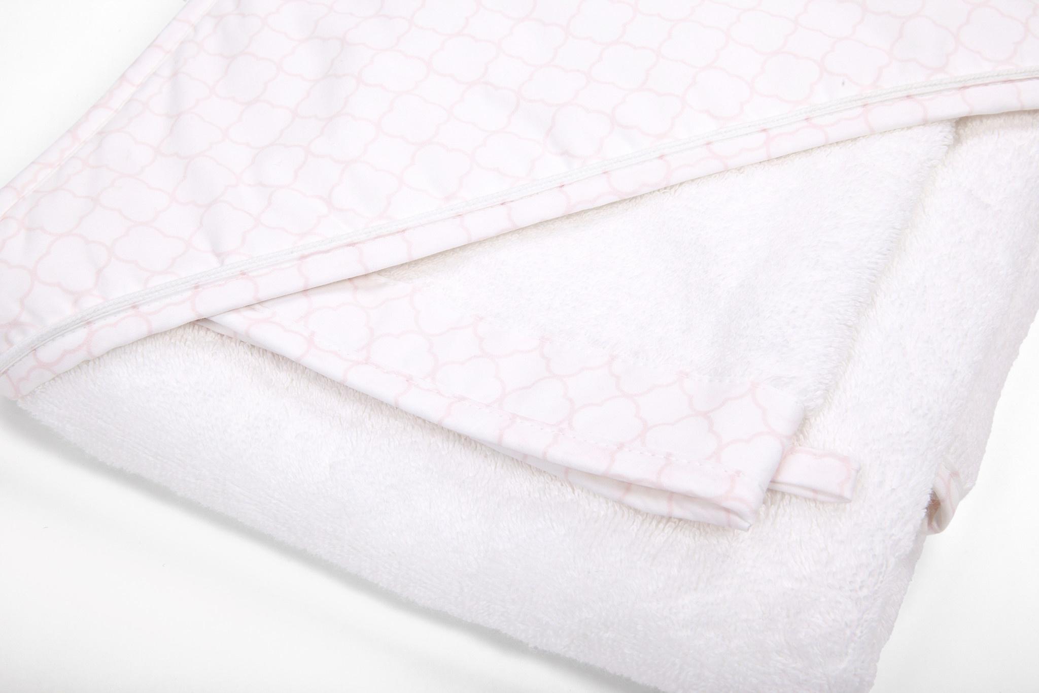Hooded towel & washcloth Valencia-5