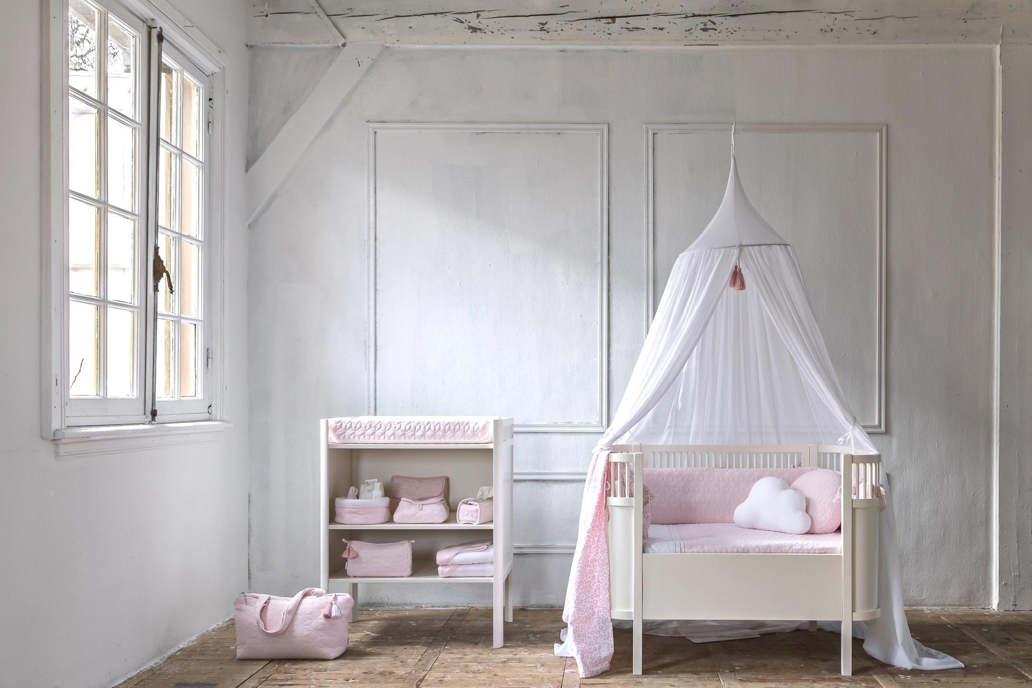 Hoes voor vochtige doekjes Star Soft Pink-5