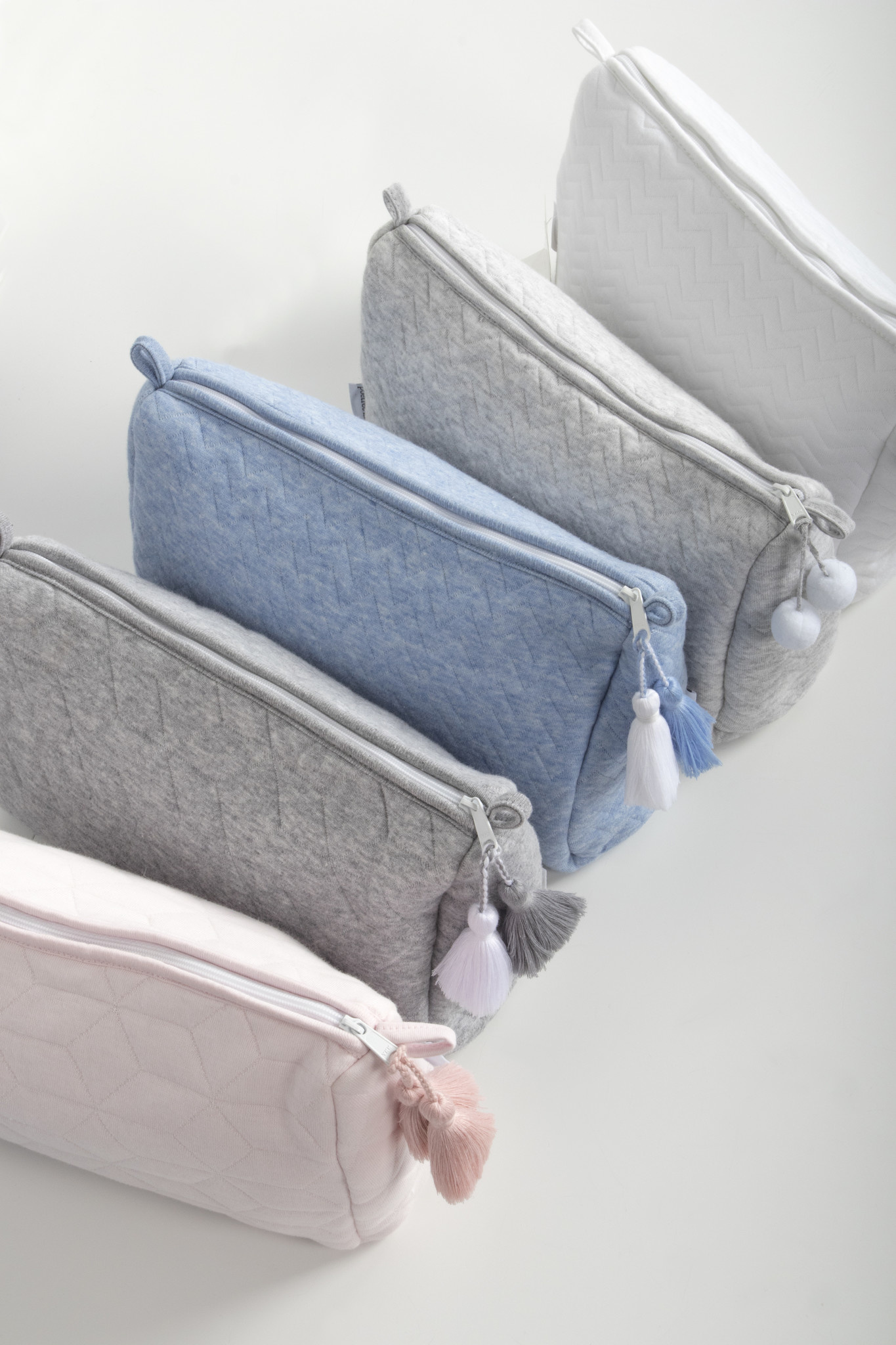 Toiletry bag Star Soft Pink-10