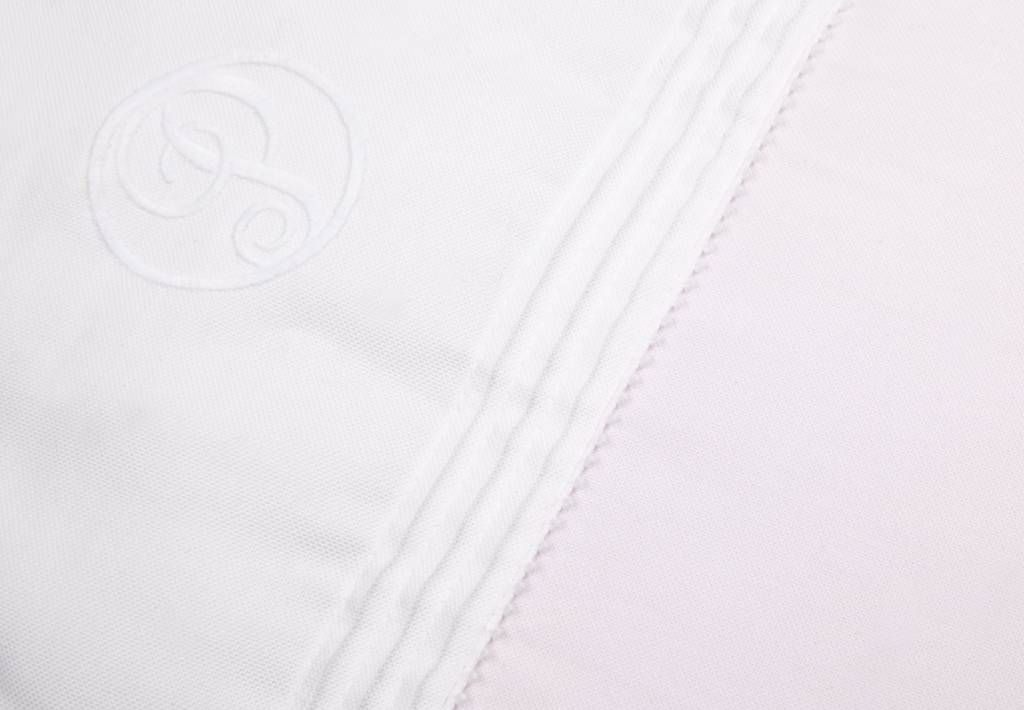 Baby footmuff 5 point belt Oxford Soft Pink-3