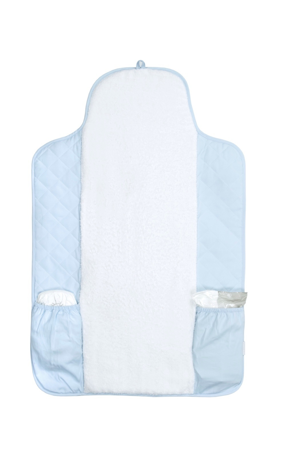 Portable changing mat Oxford Blue-1