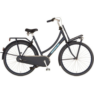 Cortina U4 damesfiets 3V  Transport - Mat Blauw