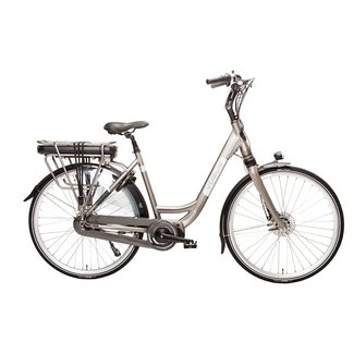 Vogue Infinity MDS e-bike dames 8V Mat Grijs
