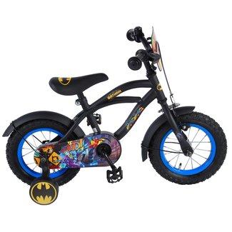 Batman Cruiser jongensfiets  12 inch Zwart