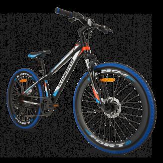 Kiyoko Mountainbike 26 inch 6V Blauw