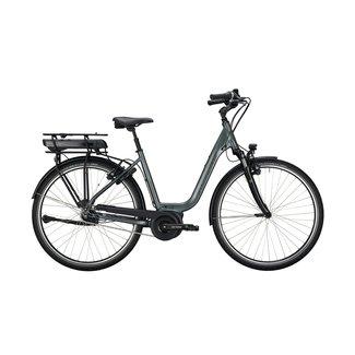 Victoria eTrekking 5.8 E Bike Dames grijs Bosch 400 Wh (terugtrap)