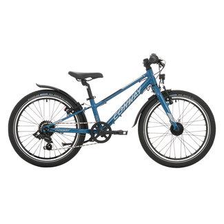 Conway MC 200 Rigid Uni 20 inch blauw/grijs 7V