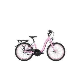 Victoria Girly 5.3 meisjesfiets 20 inch purper/roze 3V
