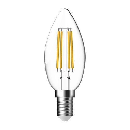 Energetic E14 Energetic Kaars Filament LED Lamp - 2,5W - Vervangt 25W