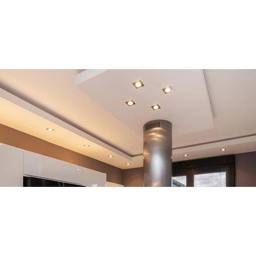 Lightexpert.nl LED Inbouwspots Murillo 3 Pack 3,3W - Wit