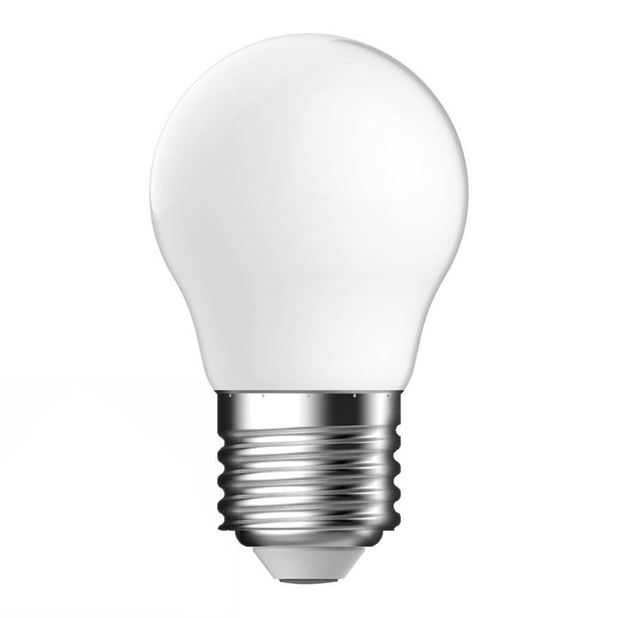 E27 LED Lamp Full Glass Energetic - 2.1W - vervangt 25W