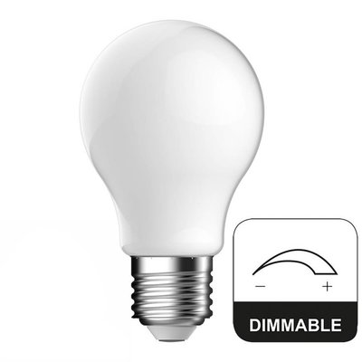 E27 LED Lamp Dimbaar Full Glass Energetic - 8W - vervangt 60W