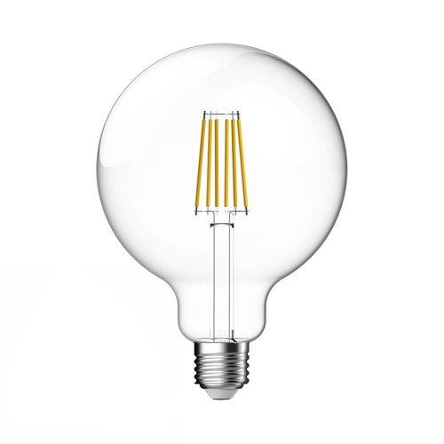 Energetic E27 LED Lamp Clear Globe Energetic - 7.5W - vervangt 60W