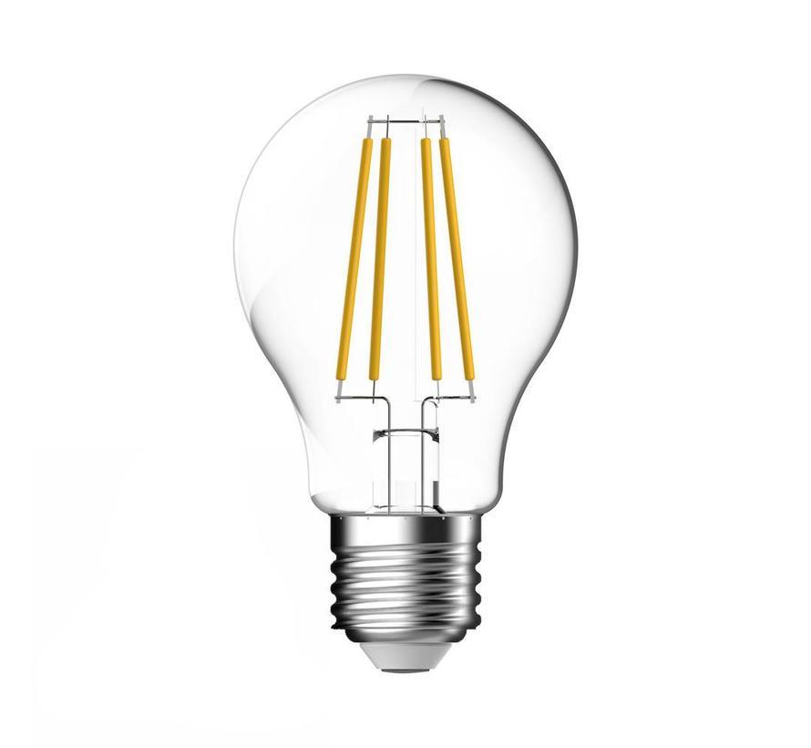 E27 LED Lamp Clear Energetic - 4.4W - vervangt 40W