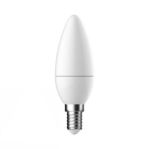 Energetic E14 LED Lamp Kaars Energetic - 3.6W - vervangt 25W