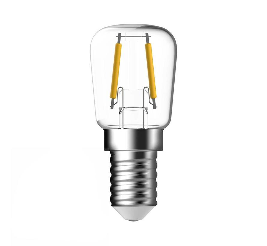 E14 LED Lamp T25 Energetic - 1.2W - vervangt 15W