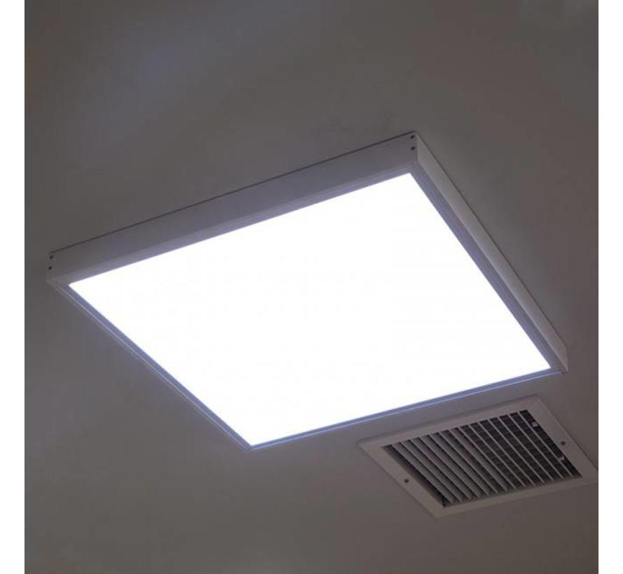 LED Paneel Opbouw - Staal - 60x60