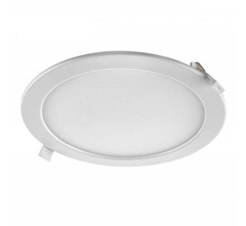 Lightexpert.nl LED Downlight Starter Slim Ø105mm 6W