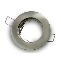 Lightexpert LED Inbouwspot - RVS