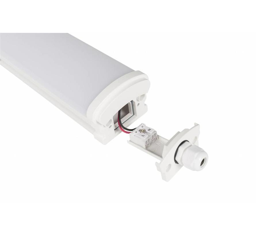 LED TL Armatuur Banks 60CM - 2700 Lumen - 4000K - IP65 - Met geïntegreerde LED