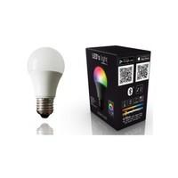 Lightexpert.nl LED E27 Lamp - A60 - 6W - 2700K - RGB