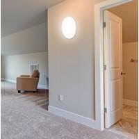 Lightexpert LED Plafondlamp Met Sensor Premium - 18W - Ø32 CM