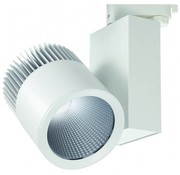 Lightexpert.nl LED Railspots - 40W - 3400 Lumen - 3 Fase
