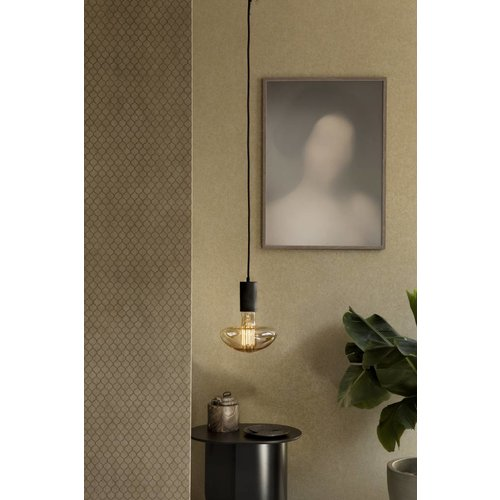 Calex Calex Calgary LED Lamp Gold - E27 - 600 Lm - Goud