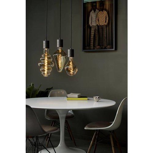 Calex Calex Organic Globe LED Lamp Ø165  - E27 - 340 Lm - Goud