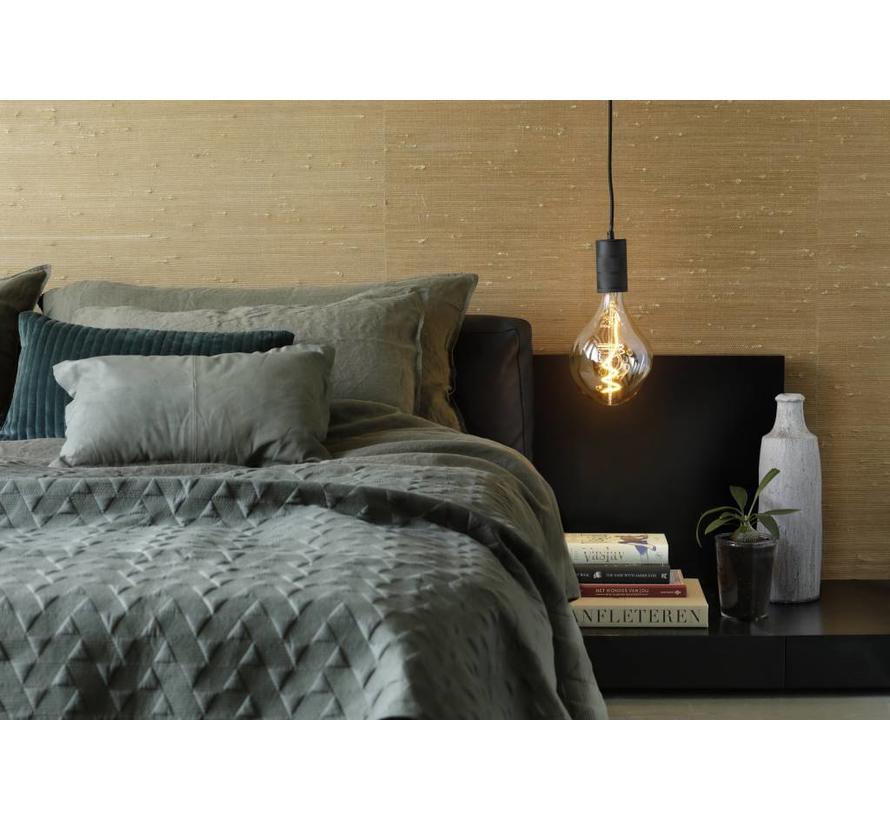 Calex Organic Globe LED Lamp Ø165  - E27 - 300 Lm - Goud