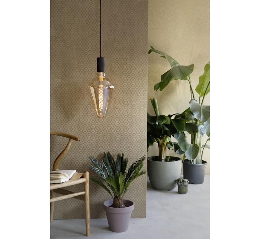 Calex Vienna Globe LED Lamp Ø188 - E27 - 300 Lm - Goud