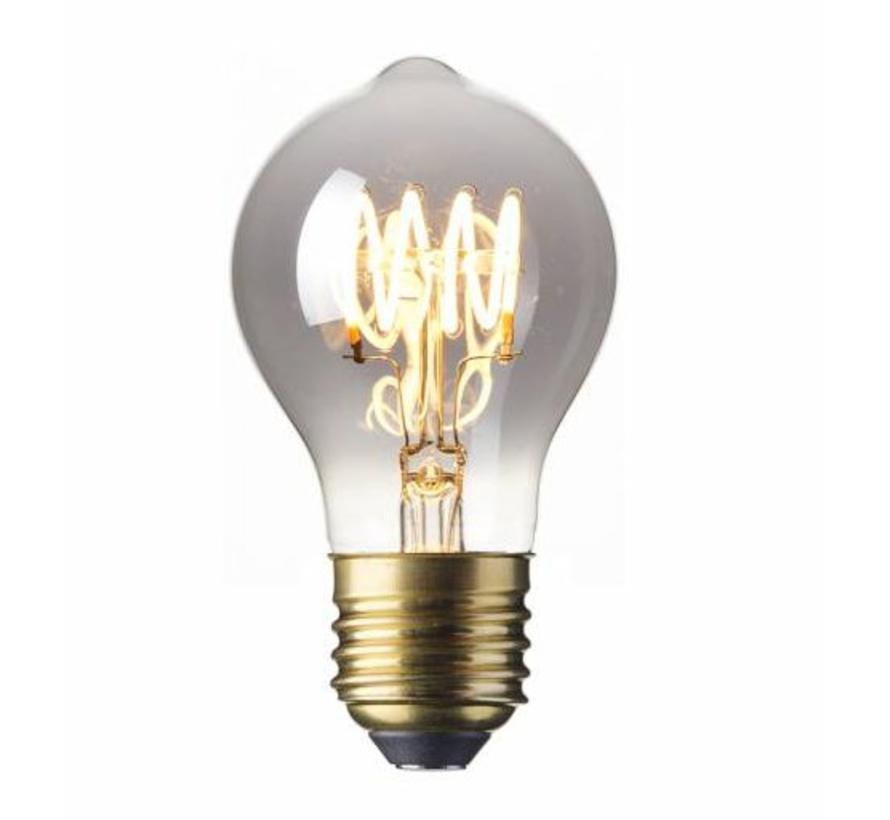 Calex Premium LED Lamp Flexible - E27 - 100 Lm - Titanium