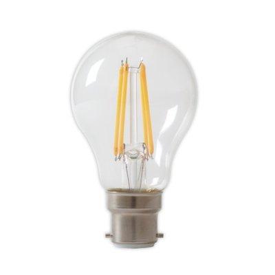 Calex Premium LED Lamp Filament - B22 - 390 / 810 Lumen - Zilver