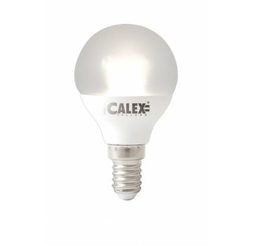 Calex Calex Spherical LED Lamp Vario - E14 - 380 Lm - Wit Zilver