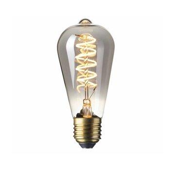 Calex Calex Rustic LED Lamp Flexible - E27 - 100 Lm - Titanium