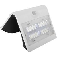 Lightexpert Solar Wandlamp Sensor - 3W - 4000K - 400 Lumen - Wit