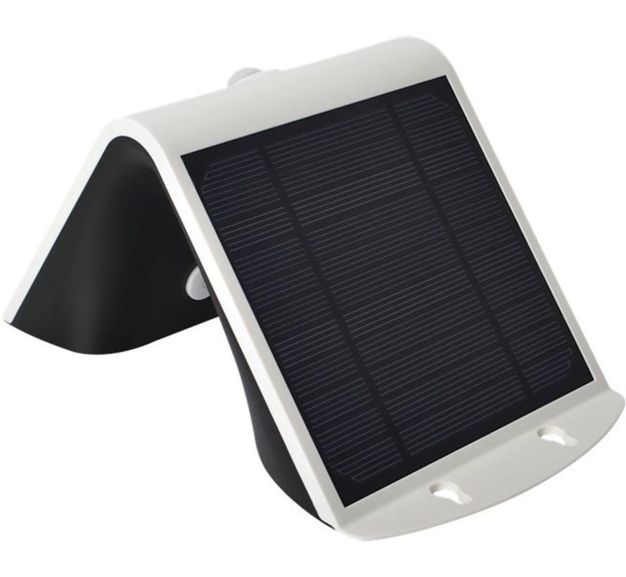 Led Solar buitenlamp 400 Lumen met sensor