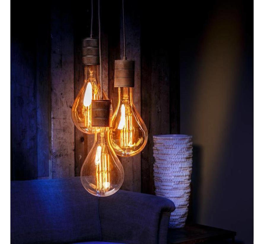 Calex giant Splash LED Filament - E40 - 1100 Lm - Goud