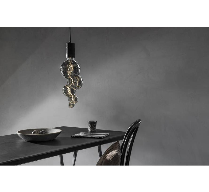 Calex Alicante LED Lamp Ø125 MM - E27 - 60 Lumen - Titanium